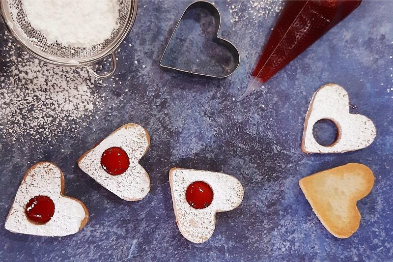 לימוד הכנת עוגיות